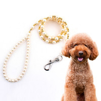 Brand Colorful Beaded Wire Dog Leash For Dogs Japan' s M...