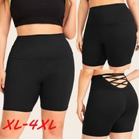 Solid Womens Elastic High Waist Leggings Tight Sports Shorts Yoga Short Pants Fits True to Size Take Your Normal Size May 12nd