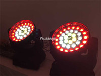 10 Stück 4-in-1 LED Moving Head Zoom 36x10w Moving Head Leds RGBW Zoom Wasch dj LED-Leuchten