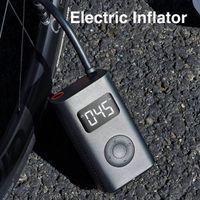 الأصلي youpin الكهربائية نافخة مضخة المحمولة الذكية الكشف عن ضغط الإطارات الرقمية للدراجة دراجة نارية سيارة كرة القدم