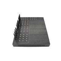 Suporte de Comando AT Mudança IMEI Módulo de SMS em Massa GSM CDMA WCDMA 64 Portas de Gateway SMS funciona com Sim Bank SMS Modem 64 Sim