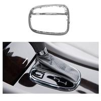 ABS + PC Panneau intérieur Panneau d'engrenage décoratif de panneau pour Mercedes Benz Glk W203 Accessoires