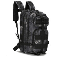 In stock Camouflage Backpack Travel Backpack Men Drop Ship B...