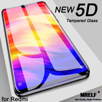 5D Tempered Glass for Xiaomi Redmi Note 7 6 5 Pro 4X Screen ...
