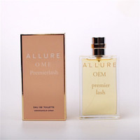 parfüm ücretsiz gönderim de Sağlıklı Fragrance Eau Kalıcı 2020 Kadınlar Parfüm Allure Ünlü Lady Parfüm 100ml Kokular Deodorant