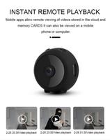 A11 WiFi Mini Kamera HD 1080P Mikro Kamera Kızılötesi Gece Görüş Mini Spor DV DVR desteği hareket algılama ev güvenlik kamera