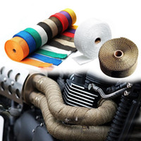 Motorradauspuffrohr Thermoband nach mt 10 vmax 1200 fazer 1000 xjr 1200 fz 16 nmax 125 Dragstar 1100 dt 125