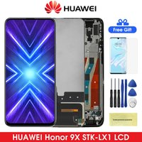 "6. 59"" Y9 Prime 2019 Lcd display For Huawei Honor 9X Dis..."
