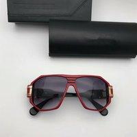 2020新しいヨーロッパのAMスタイル品質リーダー163サングラスプレート+メタルパーフェクトデザインユニセックス処方メガネUV400高品質