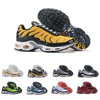 2019 New Colors Tn Plus Se Running Shoes Mens Trainers Chaus...