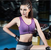 Cross Strap Back Women Sports Bra Professional Quick Dry Pad...