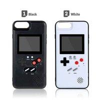 شحن مجاني 36 لعبة كلاسيكية لعبة فتى حالة الهاتف للحصول على غطاء فون X XR XS ماكس فون 6 7 8 11 بلاس المفاتيح سيليكون