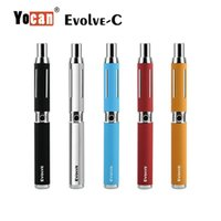 Authentische Yocan Evolve Plus Yocan Stealth-Ausrüstung Pandon Evolve-C Evolve-D Yocan Bienenstock Plus XL Hive 2.0 Fackelwachs-Stift Dry Herb Vaporizers AT208