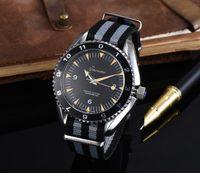 2020 Nueva marca Omeg Marca de alta calidad Relojes de moda de lujo Reloj mecánico para hombres Reloj de hombre con banda de acero Regalos de reloj de venta caliente