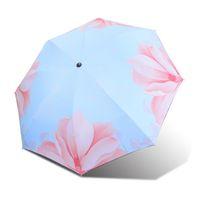 200 шт. / Лот ручка творческий кружева милый солнечный и дождливый анти-УВ зонтик женские женские дождь зонтик женские зонтики