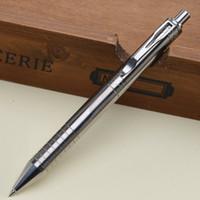 Edc TC4 التيتانيوم العمل الربيع عدم الانزلاق تصميم التكتيكية القلم الجيب كليب الكرة القلم توقيع القلم أفضل الهدايا