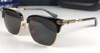 جديد شعبي الرجعية الرجال النظارات الشمسية VERT أسلوب فاسق مصمم إطار مربع الرجعية مع طلاء الجلود مربع عاكس المضادة للأشعة فوق البنفسجية عدسة أعلى جودة