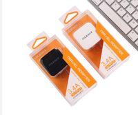 빠른 제품과 함께 MP4 삼성 LG 화웨이에 대한 휴대 전화 충전기를 충전 OLESiT 듀얼 USB 벽 충전기 3.4A