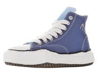 Марка Мужская Maison Mihara Yasuhiro Высокий Холст Ботинок для женщин Сапоги Nigel Cabourn мужские Оригинальные Подошва Кроссовки Женская Скейт Обувь Дизайнер
