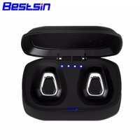 Wireless Bluetooth Headphones Stereo Headset A7 TWS Mini Tru...
