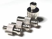 محول قفل LU برميل المحاقن مع نهاية المسمار M5 ، M6 ، G1 / 8 ، G1 / 4 اختياري للتعبئة ، السائل الفرعية الغراء