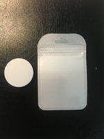 유니버설 휴대 전화 홀더 opp 가방 실제 접착제 확장 가능한 그립 스탠드 360도 손가락 홀더 유연한 아이폰 삼성
