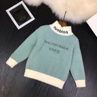 girl sweaters kids knitwear kids clothes girls knit pullover...