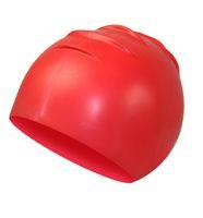 bonnet de bain en silicone imperméable hommes unisexes dame grands enfants élastique bonnet de bain eau durable Sport Latex nager piscine chapeaux de bain casquettes