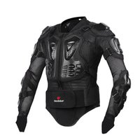Motorcycle Jacket Men Full Body Motorcycle Armor Motocross R...