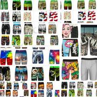 Quick Dry Men Mutandine Biancheria intima Biglietti Boxer Lunghi Skateboard Street Fashion Hip-Hop Shorts Sports Shorts Boxer Pants C111909