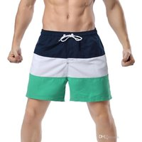 Brand Designer Men Beach Pants Summer Swimming Sports Wear Swimwear Trunks Clothes Comfortable Casual Fashion Men Beach Shorts
