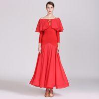 2019 vestido de salón de baile para mujer ropa de baile vals de salón ropa de baile disfraces de rumba ropa de baile de salón vestido de baile español vestido de flamenco