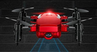Faltbare Drohne mit Kamera HD Weitwinkel WiFi FPV-Höhe Hold RC Quadcopter Hubschrauber TXD-G1
