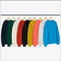 2018SS Best VersionQuality Bogo Girocollo Felpe Pullover