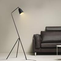 Viver LED moderna sala de pé Luminárias de ferro cabeceira Estudo Leitura Candeeiro nórdicos Luzes Luminárias Home Deco frete grátis