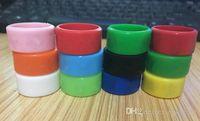 Пользовательские силиконовые vape band широкие кольца 24 мм различного цвета для электронной сигареты бак распылитель горячие продажи дешевых предметов 2017