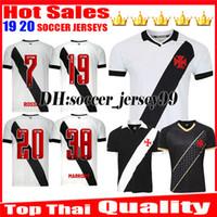 6cae5230f Top quality 2019 2020 Brazil Vasco da Gama Soccer Jersey MAXI Y.PIKACHU  A.RIOS PAULINHO FABIANO MURIQ 19 20 Home Road jerseys Football Shirt