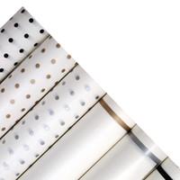 Embrulho de papel de cera 30 folhas / lote 58 * 58 cm Flor Embalagem Papel Material de Embalagem de Papel DIY artesanato suprimentos