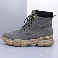 New Designer Shoes Mens Women High Top Martin Boots Fashion ...