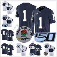 Пользовательские Penn State Nittany Lions трикотажные изделия футбола колледжа Sean Clifford Journey Devyn Форд KJ Hamler Джахан Dotson Saquon Barkley