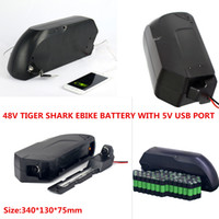 48V 17. 5Ah NCR18650PF 13S5P tiger shark rechargeable li- ion ...