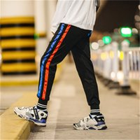 2020 new Mens Joggers Casual Pants Fitness Sportswear Tracks...