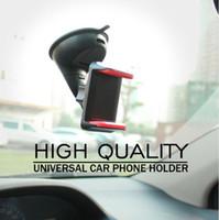حامل هاتف السيارة العالمي حديثًا للهاتف المحمول حامل الزجاج الأمامي حامل الهاتف الخليوي حامل الهاتف الذكي حامل السيارة (التجزئة)