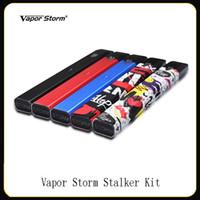 Vapor Сторм Stalker Kit все-в-одном стиле комплект для сборки в 400mAh аккумулятор с 1,8 мл картридж портативный и удобный комплект