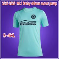 Новые Парела Mls 2019 Атланта Юнайтед трикотажных изделий Джерси футбола Футбол рубашка 19 20 Mls Парел Atlanta Юнайтед свитеров МАРТИНЕСА Футбольных маек