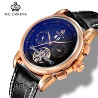 en' s Watches Mechanical Wristwatches Mg. orkina Tourbill...