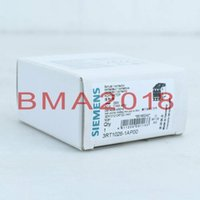 1P SIEMENS NUOVO IN SCATOLA 3ZX1012-0RT02-1AA1 3 FASE 7.5KW 220V AC 3RT1026-1AL20