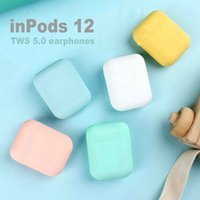 inPods 12 Macaron Earbuds With Pop Up Window Touch Function ...