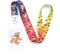 Retail 1 pcs Pluto dog Neck Strap Lanyards Card Holders Bank...