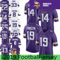 f2e4946b9 ... 100% Stitched Embroidery Vikings Adam Thielen 19 Color Rush Football  Shirts. US  19.02   Piece. New Arrival. Jerseys 99 87978978. US  23.26    Piece. New ...